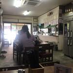 中西食堂 - 店内