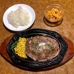 ビリー・ザ・キッド - キッド・ステーキセット ¥1,850