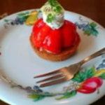 1322496 - 苺のタルト…定価¥350