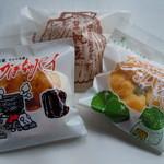toritakashiho - 地場和菓子三種