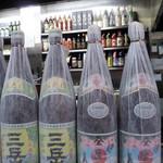 萩之茶屋鶴一 - 1升瓶 5000円