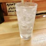 創作dining 江戸橋 - せんべろセット レモンサワー