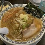 東京豚骨拉麺 ばんから - ばんから+角煮(770円+EPARKクーポン)