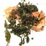 四季火鍋 花椒庭 - 龍井有頭蝦。
