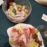 ひむか - 国産生ハムのサラダ仕立て