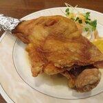 みゅんへん - 料理写真:とり足 640円