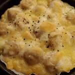 ぼん - ポテト明太チーズ焼き