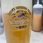 バーグ - 生ビール