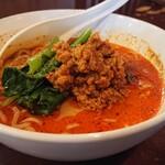 花梨亭 - 料理写真:担々麺1辛ハーフ