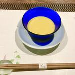 132220902 - 朝取れゴールドラッシュの冷製スープ