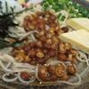 松風 - 料理写真:なめこおろし蕎麦(950円)