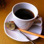 ガナパティババ - 食後のホットコーヒー