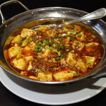沸騰漁府 - 麻婆豆腐880円