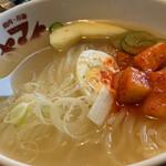 焼肉・冷麺ヤマト 北上店 - 冷麺