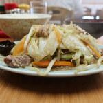 132235857 - 肉野菜ライス