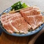 牛鍋屋 大井牛肉店 - 料理写真: