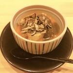 Haramasa - ★8蟹とフォアグラの茶碗蒸し
