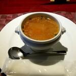 リストランテ シャイー - 本日のスープ