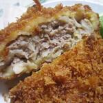 ハウスメッツガー・ハタ - お肉もキャベツもたっぷり
