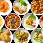 四川飯店 - 料理写真:土日祝限定「オーダーバイキング」開催! ※詳細はコースページをご覧ください
