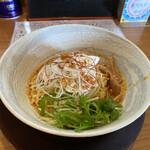 らぁ麺 てっぺん - 冷やし担々麺 ¥850