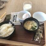 おきえらぶフローラルホテル - 朝食セット(2020年6月)