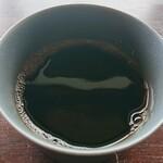 カフェ コーブ - Hotコーヒー(二三味ブレンド) \550