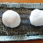 果匠 正庵 - 大福2種