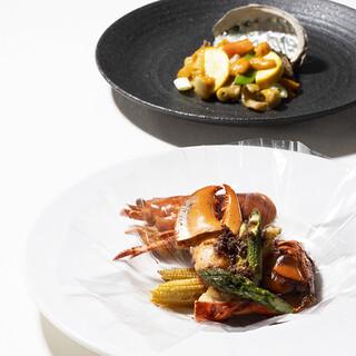 伝統の技と味。本格的な中国料理を。