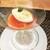 ARMONICO - 料理写真:トマトのジュレとモッツァレラチーズのムース