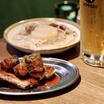 豚のいろ葉 - 絶品骨付き豚カルビ・BBQソース