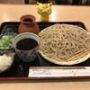 つるてん生楽 - 料理写真:辛み大根のおろしせいろ 990円(税込)