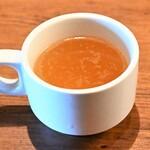 ピソラ - 本日のスープ
