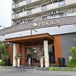 ピソラ - お店の外観