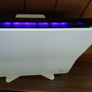 新技術光触媒による最新除菌装置設置済みで安心空間!