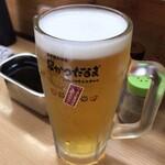 132261578 - 生ビール 中 540円(税抜)
