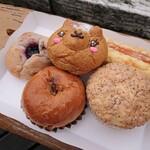 高原のパン屋さん - 料理写真: