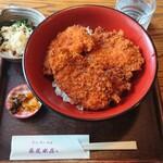 藤屋本店 - ソースかつ丼 ¥880-