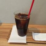喫茶 さとう - ドリンク写真:アイスコーヒー(320円)