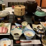 ホテル 亀屋本店 - 料理写真: