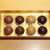 シフクノキ - 料理写真:内側は黄金のパッケージ。左からヘーゼル、ミルク、ブロンド、ダークチョコレート