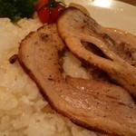 ブッチャーズキッチン - もういっちょ豚バラ肉アップ