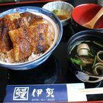 鰻伊賀  - 料理写真: