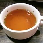 博多黒伽哩堂bistroRYU - 牛すじスープ