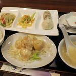 悠香園 - 選べるセット(エビマヨ)