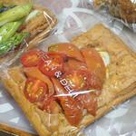 ディーン&デルーカ マーケットストア - 彩りトマトのタルティーヌ