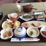 田中旅館 - 料理写真:朝食