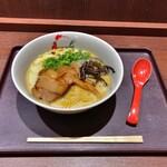 麺屋 丸鶏庵 - 麺