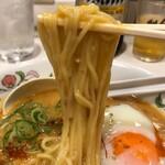 餃子の王将 - 温玉坦々麺単品680円