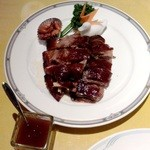13229353 - 琵琶烤鴨(台湾ダックの琵琶焼き) \1,890